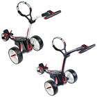 Motocaddy M1 Electric Golf Trolley FREE GIFTS Cart Foldable Compact LLightweight