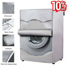 washing machine cover waterproof washer cover fit for front load washer dryer