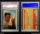 1953 Bowman #153 Whitey Ford Yankees PSA 1 - POORBaseball Cards - 213