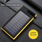 Portable-Solar-Power-Bank-2000050000mAh-2USB-LED-External-Battery-Charger-Phone