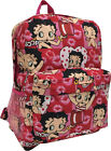 Betty Boop Microfiber Large Backpack $37.15 AUD on eBay
