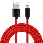 4A Cable For Samsung Galaxy S8 S9 A4 A5 Micro USB C Type C Fast Charger Cable