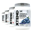 Scivation XTEND ORIGINAL 7G BCAA Muscle, Recovery 50 Servings, 4 FLAVORS - SALE