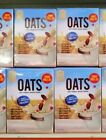 Instant Oats With High Fiber for Breakfast, Oat Cereal Mixed Drink