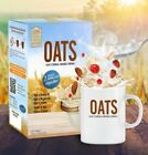 Instant Oats With High Fiber for Breakfast, Oat Cereal Mixed Drink  Free Ship