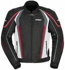 Cortech GX-SPORT 4.0 Vented Jacket - WHITE/BLACK - Men's Sizes XS-3XL