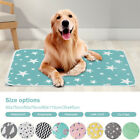 Waterproof Pet Bed Pad Breathable Dog Mat Reusable Washable Pads Pee Puppy 02