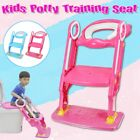 198lbs Child Kids Toddler Potty Training Toilet Seat Ladder Chair w/ Step