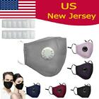 Face Mouth Reusable Washable Anti Facial Shield Pollution Protective Filter Lot