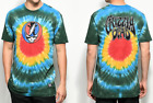 Grateful Dead Grizzly Mens S/S T-Shirt STEAL YOUR FACE Tie Dye S-2XL $40 RARE image