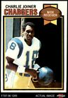 1979 Topps #419 Charlie Joiner Chargers Grambling St 7 - NM $2.0 USD on eBay