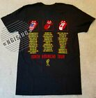 Vintage 1994/95 Rolling Stones Voodoo Lounge North American Tour T Shirt REPRINT