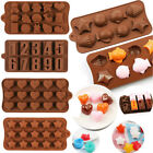 Silicone Mold Ice Cube Tray Cake Chocolate Decorating Diy Baking Mould Tool