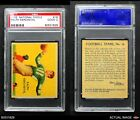 1935 National Chicle #19 Ralph Kercheval  PSA 2 - GOODFootball Cards - 215