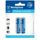 Westinghouse Alkaline AA AAA Batteries Lasting Power High Drain Devices Exp 2030