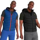 Lyle & Scott Mens Lightweight Quilted Water Resistant Gilet 40% OFF RRP