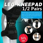 Kyпить 2X Joint Support Brace Knee Pads Booster Lift Squat Sport Power Spring Force Pad на еВаy.соm