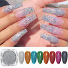 BORN PRETTY 1g Holo Laser Nail Glitter Powder Holographics Nail Art Pigment Dust