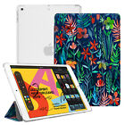 For iPad 7th Generation 10.2 inch 2019 Case Slim Translucent Full Smart Cover