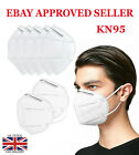 1/2/5/10/20pcs FFP2 KN95 Face Mask Surgical Hygienic Cover Virus Protection