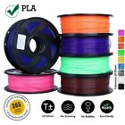 Kyпить 3D Printer Filament PLA 1.75mm  Various Colours Available Printer BLACK In USA на еВаy.соm