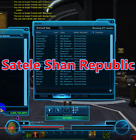 SWTOR Credits NA Server Satele Shan Republic 100-5000M fast cheap safe US Gold