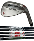 NEW TaylorMade TOUR ISSUE Milled Grind RAW Wedges