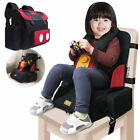 Baby Seat Portable 3 in 1 Feeding Booster Seat Mommy Backpack Large Capacity Bag