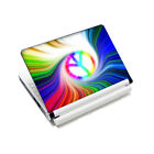 """Pink Butterfly-1 Vinyl Tablet Sticker Skin Decal Cover For 9""""-10.2"""" Laptop PC"""