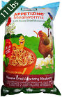 Dried Mealworms High Protein Non-GMO Bulk Food For Chicken,Bird,Turtle,Fish,Duck