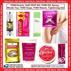 Yoni Detox Pearls Tampon Herb Steam Womb Tea Vaginal Wash Soap Tightening Gel