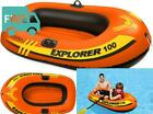 Explorer Inflatable Boat Series