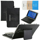 """For Onn Android Tablet 7.0"""" 8.0"""" 10.1"""" Tablet Case Cover Stand Wireless Keyboard $24.99 USD on eBay"""