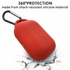 Silicone Earphone Protective Case Headset Box w/Buckle for Introducing Echo Buds