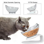 New Cat Double Bowls with Raised Stand Pet Food Water Bowl Dog Feeder Pets Bowl