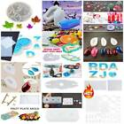 Silicone Resin Mold For Jewelry Pendant Making Tool Diy Mould Craft Handmade
