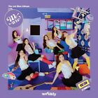 WEEEKLY - We are (1st Mini) CD+82p Photobook+2Photocards+Poster