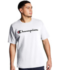 NEW Champion Men's Classic Jersey Script T-Shirt Limited Edition GT280 (S-XL) image