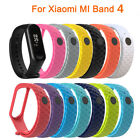 For XIAOMI MI Band 4 MI Band 3 Original Silicon WristBand Bracelet Wrist Strap