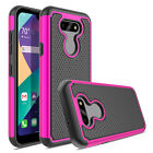 For LG Aristo 5 / Fortune 3 / Phoenix 5 Shockproof Armor Rubber Phone Case Cover