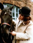 Diana Rigg With Horse 8x10 photo Q4454 $7.99 USD on eBay