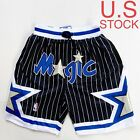 Orlando Magic Basketball Shorts 92-93 Vintage Mens Black Sizes S-2XL USA on eBay