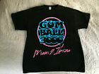 Vintage Rare Gumball 3000 Miami to Ibiza June 2014 Tour Concert T Shirt image