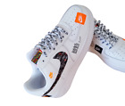 Nike Air Force 1 One Utility Low Blanc 07 LV8 Toutes Tailles WHITE ALL SIZES