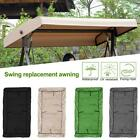 Garden Swing Hammock Chair Canopy Replacement Spare Seat Cover Waterproof