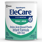 EleCare Hypoallergenic Formula, Complete Nutrition For Severe Food Allergies, 1