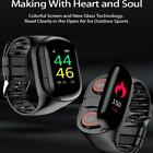 0.96TFT Color Screen 2 In 1 AI Smart Watch With Bluetooth Earphone Heart Rate