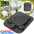 Turtle Paving Stepping Stone Mold Concrete Cement Tortoise Mould Garden Path  image