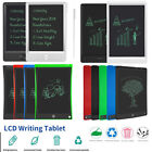 "5""-12"" Electronic Digital Writing Pad Tablet Notepad Drawing Graphic Board Mat"