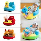 Cartoon Animal Baby Sofa Cover Learning to Sit Chair Seat Skin No Filler Q8